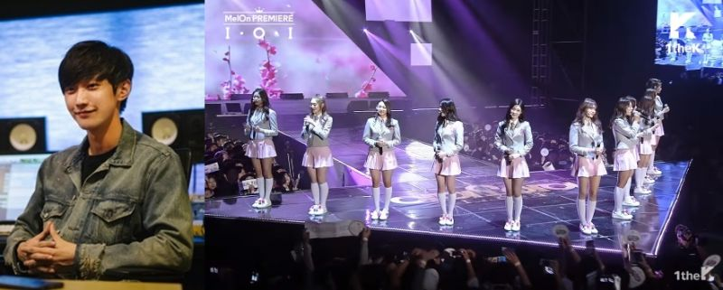 I.O.I继朴轸泳后联手B1A4振永 新专辑十月发售
