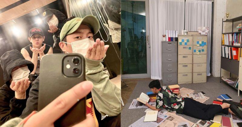 一则公告传出~尹斗俊旅游Vlog频道退场:推出新主题改朝「房间角落」进行!