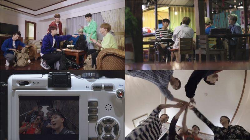【有片】《Analog Trip》預告:東方神起、SJ帶著「初心」一起背包旅行!想對彼此說的話究竟是…?