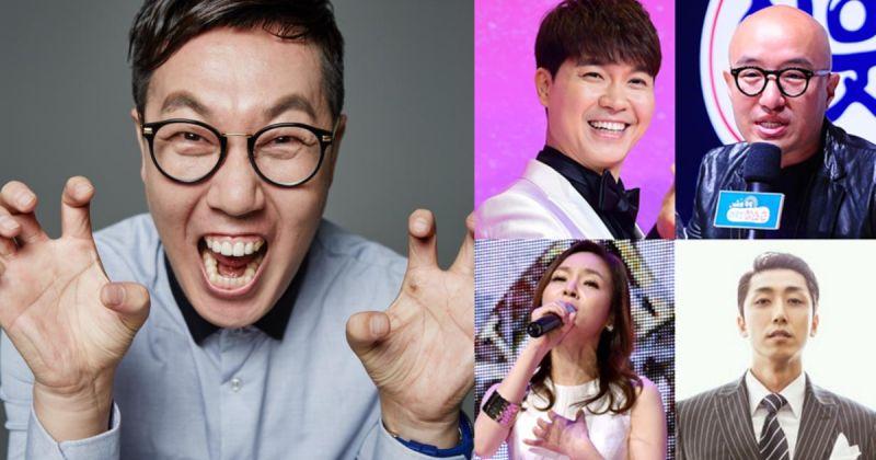 金永哲暫代車太鉉 明以特別主持人身份登《Radio Star》!