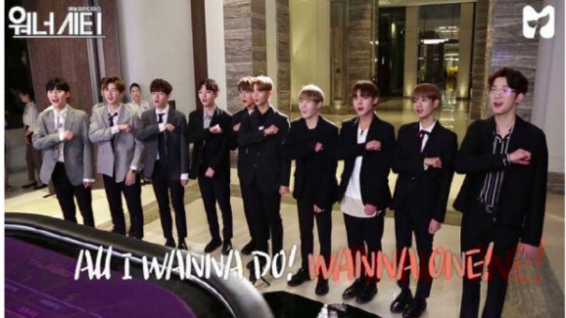 Wanna One首個無線台團綜《Wanna City》上線 綜藝感十足連導演都誇