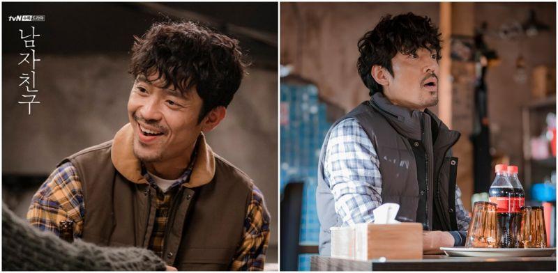 《男朋友》剧中朴宝剑的邻居哥哥   海螺店的老板是谁?