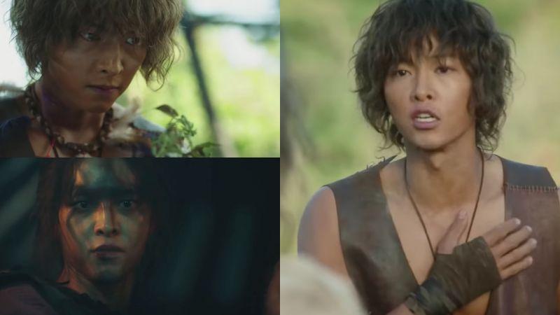 《阿斯達年代記》新預告公開!畫面超有電影感,宋仲基大喊:「我是瓦韓族的戰士!銀蟾」