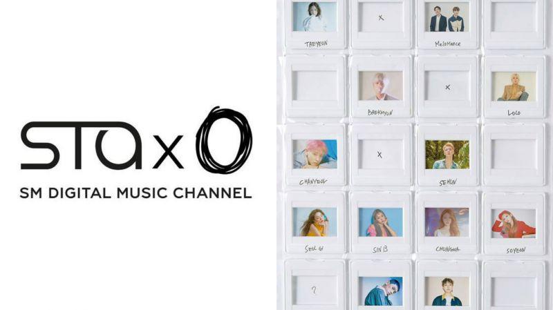 「STATIONx0」特級陣容公開!四組跨公司合作+EXO「竹馬Line」將推出新曲