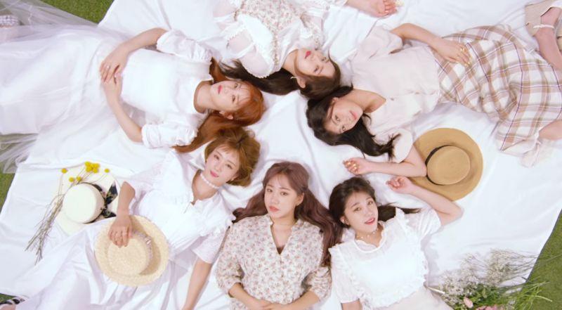 Apink新歌《FIVE》MV公開 成員們眼神中多了些嫵媚的小女人味啊~!