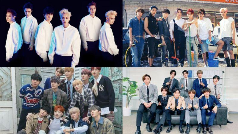终极PS(I) — 把BTS、EXO、NCT等男团合成一体,「新成员」诞生!