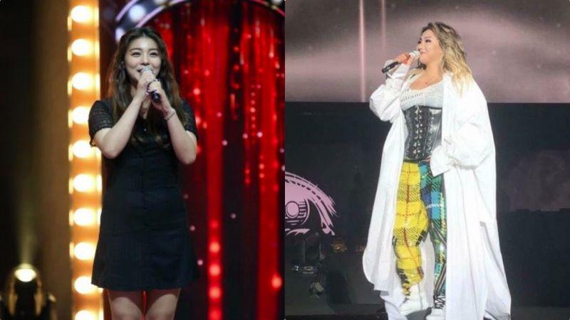 体重算什么!! CL&Ailee SOLO女唱将的威严