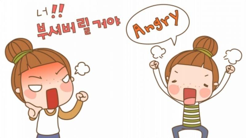 「K社韓文小百科」據說這是韓國人才會得的病,好像武俠小說中的「走火入魔」