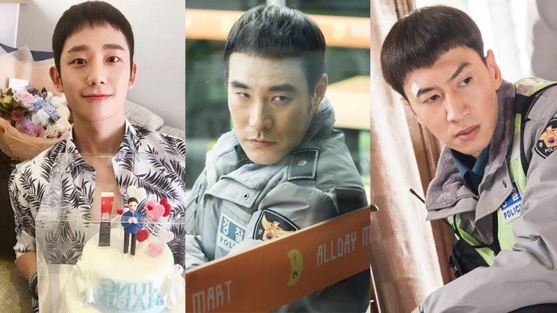 什么?这是大势男必备的干净俐落发型:丁海寅、裴晟佑、李光洙都这样剪了!