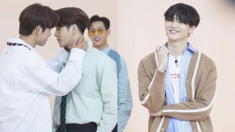《Idol Room》释出GOT7多张预告照,珍荣:我演技的伙伴是Jackson。