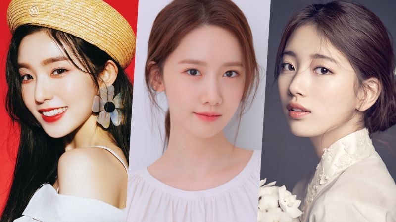 爱豆们选出的爱豆美女历代TOP 1!「她」霸占榜首的次数最多