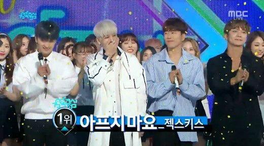 Tablo 驚喜登台助陣 水晶男孩今日再奪冠!