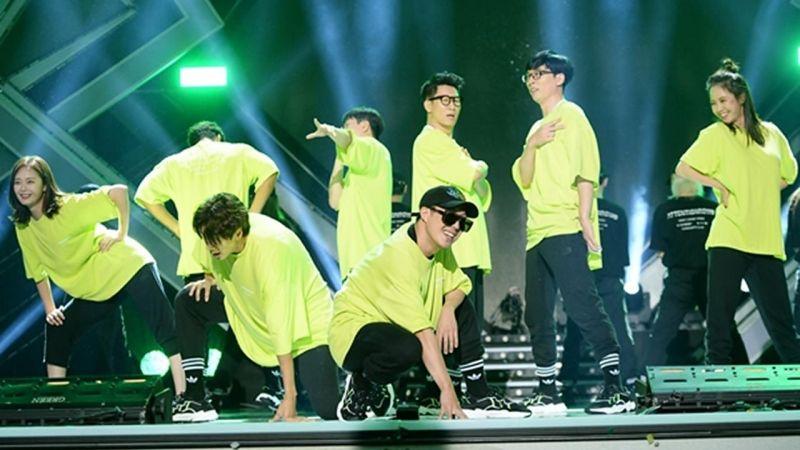 《Running Man》超强「团体群舞」终於完整公开,RM 成员们真的太帅气了!