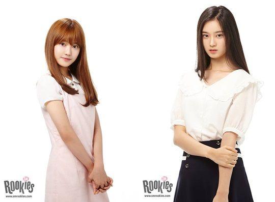 SM ROOKIES公開兩名中國籍女成員:藝洋&甯甯