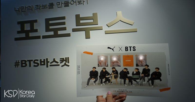 ARMY最近去韓記得去這裡啦~BTS與運動品牌合作:推出限定快閃拍照活動!