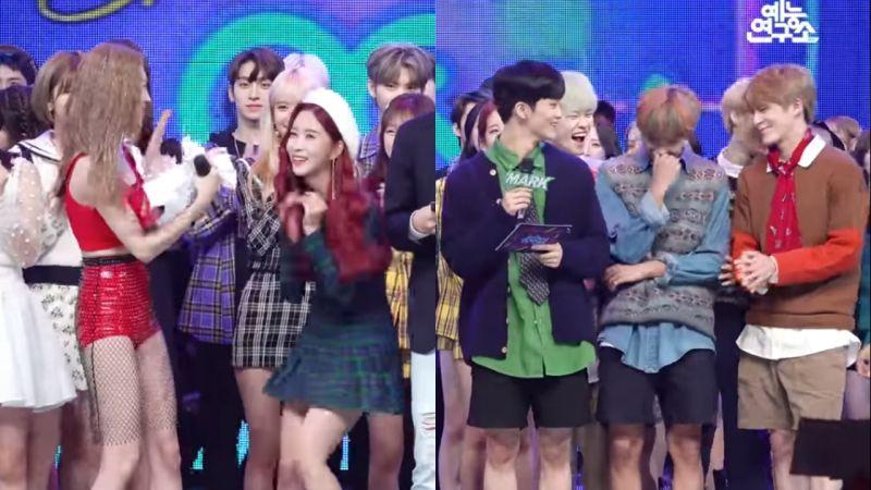 Wanna One邕聖祐收穫迷弟-NCT楷燦,宣美收穫迷妹-宇宙少女多榮