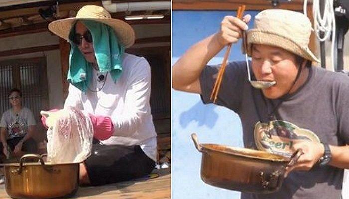 《一日三餐-渔村篇3》隐藏的料理高手Eric  造就了吃货罗PD