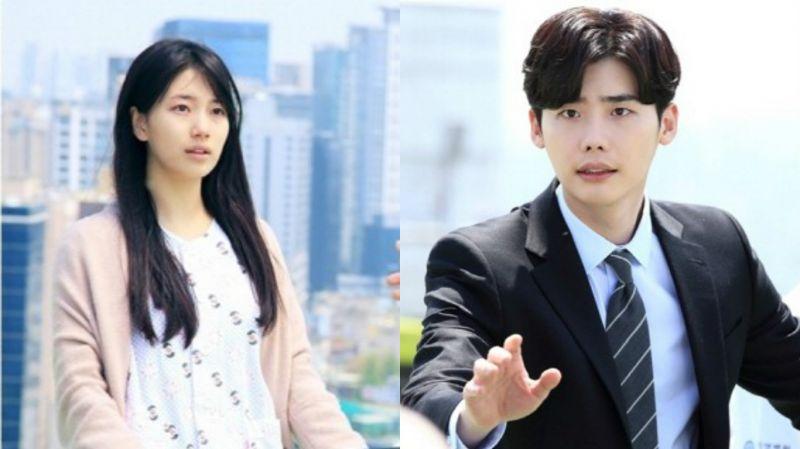 SBS水木新劇《當你沉睡時》公開李鍾碩、秀智屋頂緊張對峙劇照