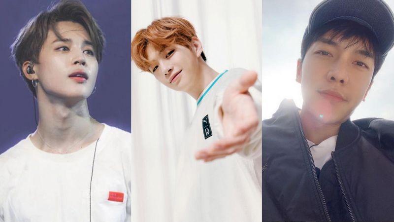 情人节最想送巧克力给他的韩国男明星:第一JIMIN、姜丹尼尔、李升基
