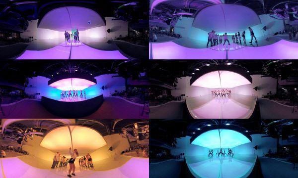 酷炫!「Y TEEN」推360度VR影片帶你身臨其境