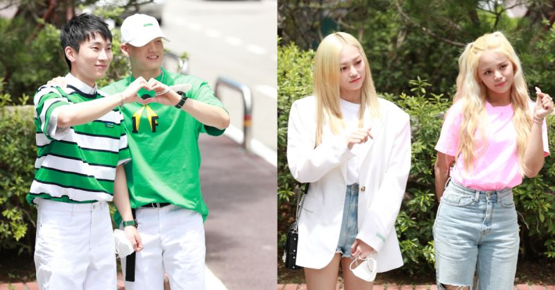 Cube家族出动!徐恩光、睿恩、Kino、雨琦等出演KBS最新综艺《Idol on the Quiz》