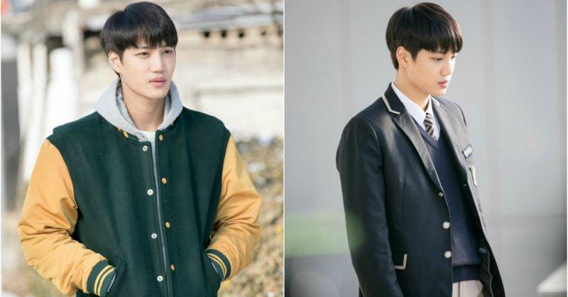 EXO Kai 體驗青春的美與痛 主演劇《Andante》預計 10 月播出!