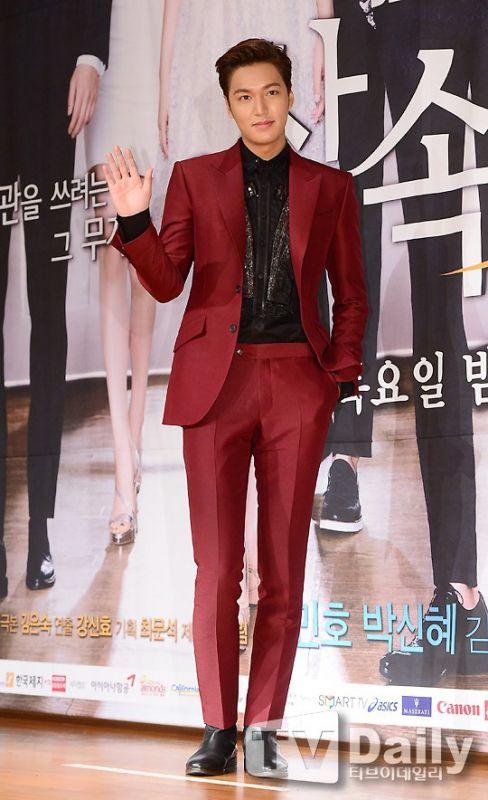 李敏鎬確定出演新片《江南布魯斯》轉戰影壇