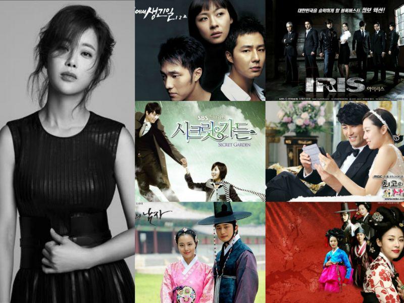韓劇的OST女王—白智榮 ①