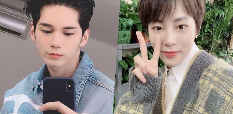 Wanna One成员们在SNS上花式互夸XD 河成云to邕圣佑:「会动的雕像吗?多少钱?」