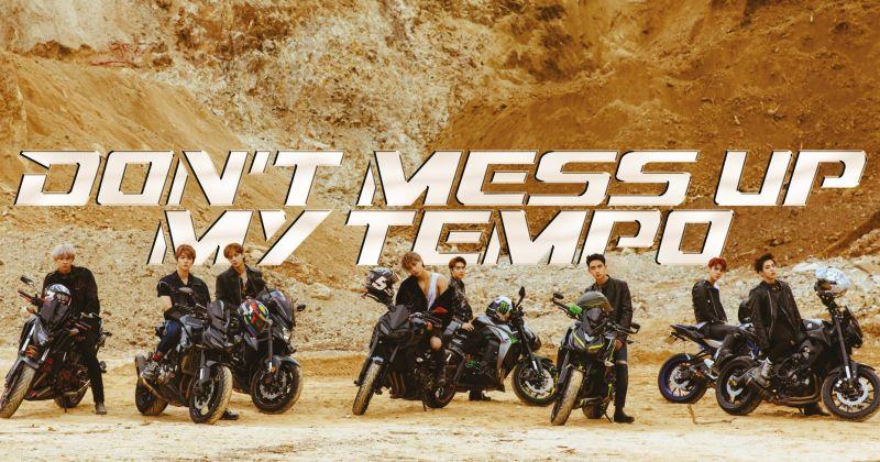 因信賴而買!EXO 正規五輯甫預售便登 Yes24 銷量冠軍寶座
