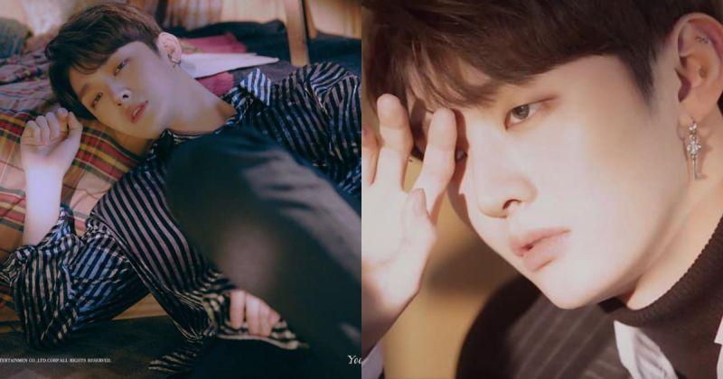 「永遠站在你那邊」尹智聖出道專輯〈Aside〉首波預告感性曝光