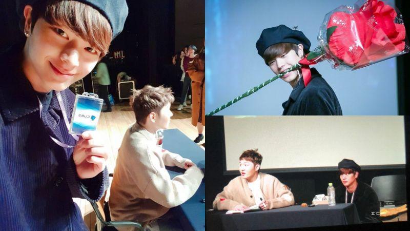BTOB陆星材担任李昌燮一日经纪人!整场戏超多,让粉丝表示:「这个经纪人比艺人还抢镜啊」