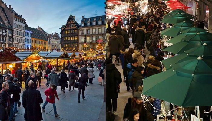 【汉江必玩】一年一度的汉江圣诞节市集开幕 快来感受节庆氛围吧~