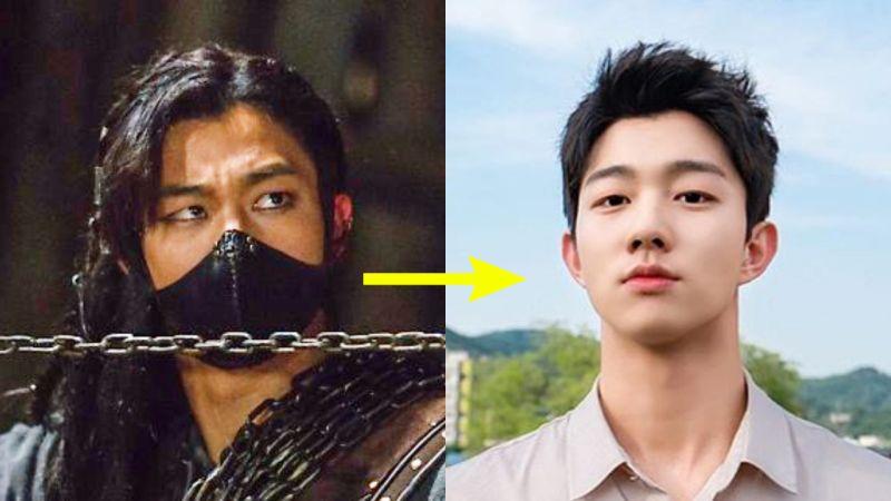 存在感爆棚的《阿斯達年代記》面具戰士:是SM新晉演員——奇道勳!