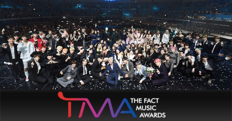 集結防彈少年團、MAMAMOO、TWICE⋯⋯《2020 The Fact Music Awards》12 月在線上登場!