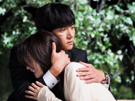 《THE K2》第8集劇照公開 池昌旭、潤娥關係大躍進