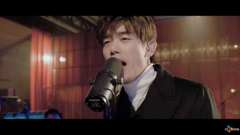 最暖的男人非他莫属!Eric Nam 公开全新单曲《Hold Me》听著听著就融化了~