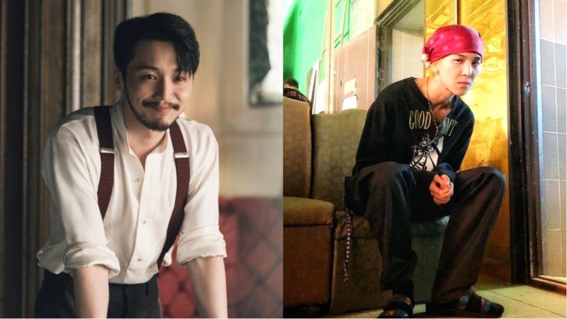 意外的人脈!WINNER宋旻浩為正在拍攝《陽光先生》的卞約漢送上應援咖啡車!