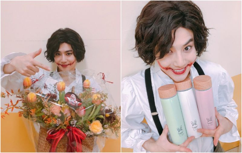 又被暖哭了!EXO SUHO音樂劇終演花1400萬逆應援粉絲