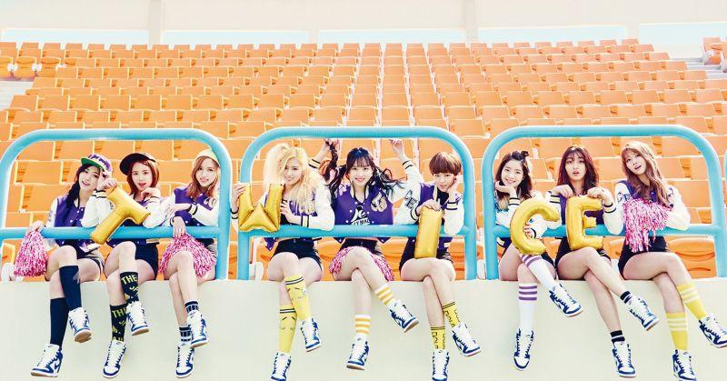 TWICE 開唱前夕的好消息 〈Cheer Up〉MV 觀看次數破四億!