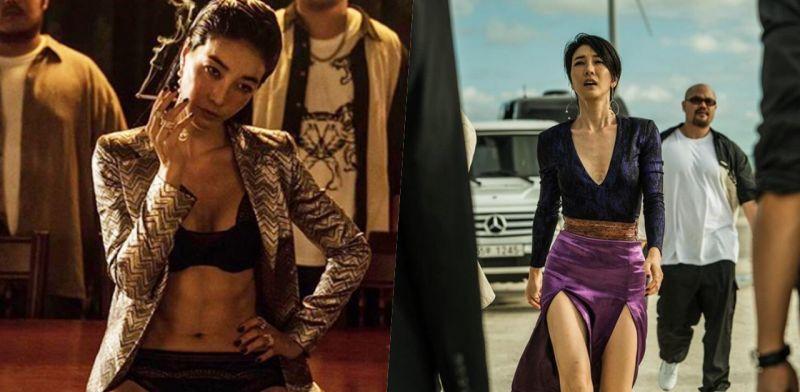 韓版《毒戰》裡的她美豔又帥氣,難怪人氣那麼高!