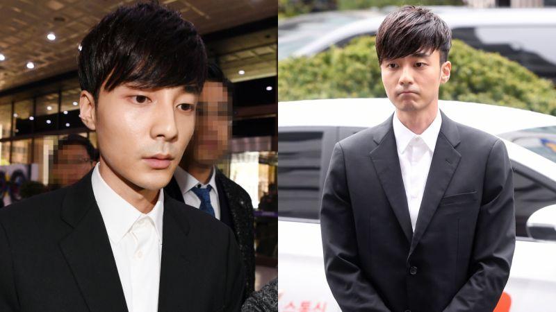 Roy Kim出席警局調查 面頰消瘦表情凝重