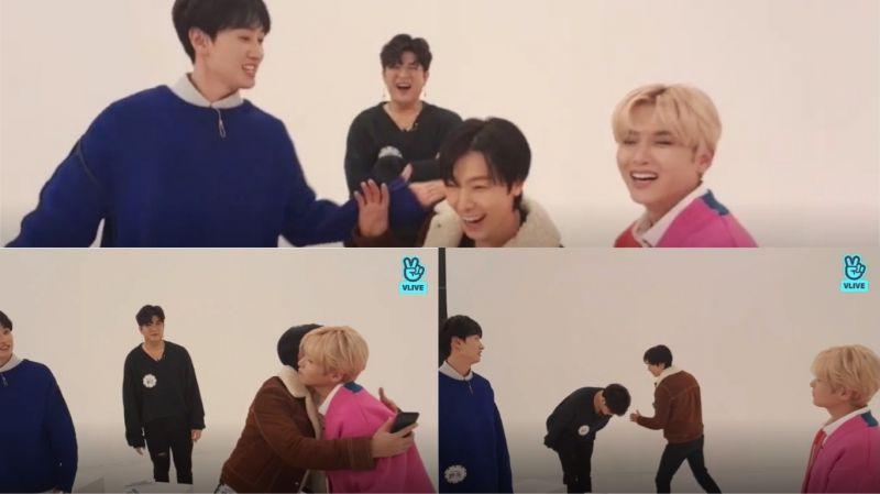 【有片】SJ神童、银赫、东海、厉旭录制《周偶》!东海怎么向朋友、弟弟、哥哥表达「爱意」?