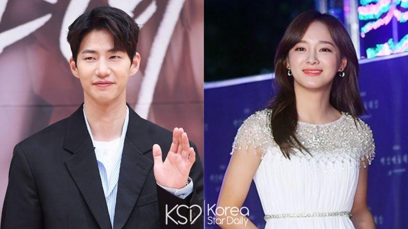 宋再临、金世正有望合作KBS悬疑爱情剧《让我聆听你的歌》!预计8月首播