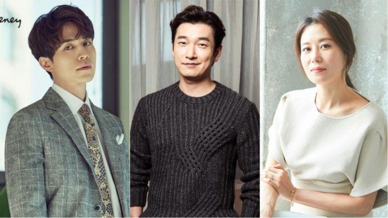 《名不虚传》导演与《秘密森林》编剧新作《LIFE》!确定由曹承佑、李栋旭、文素利搭挡!
