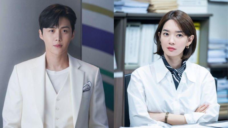 這個陣容很可以!金宣虎、新慜娥有望合作tvN新劇《洪班長》,所屬社皆回應:「積極討論中」