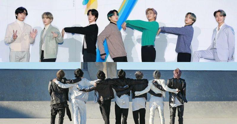 BTS防彈少年團〈ON〉MV 破億 回歸後首冠入袋!