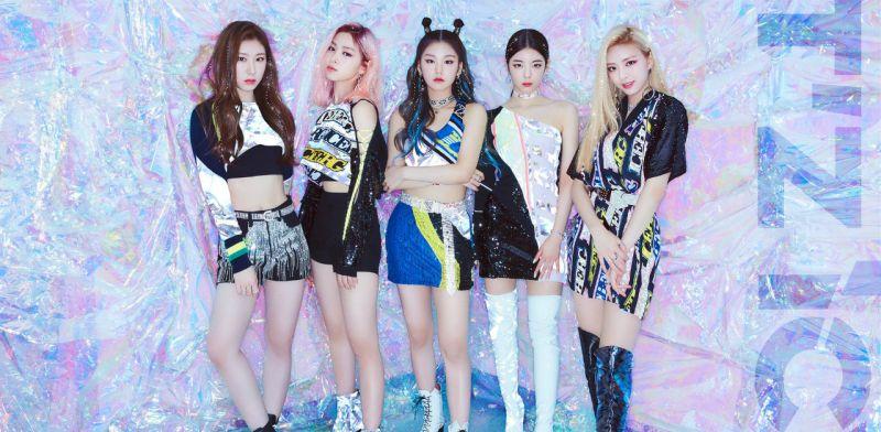 JYP最強怪物新人女團:ITZY!將在11月9日首到澳門開騷