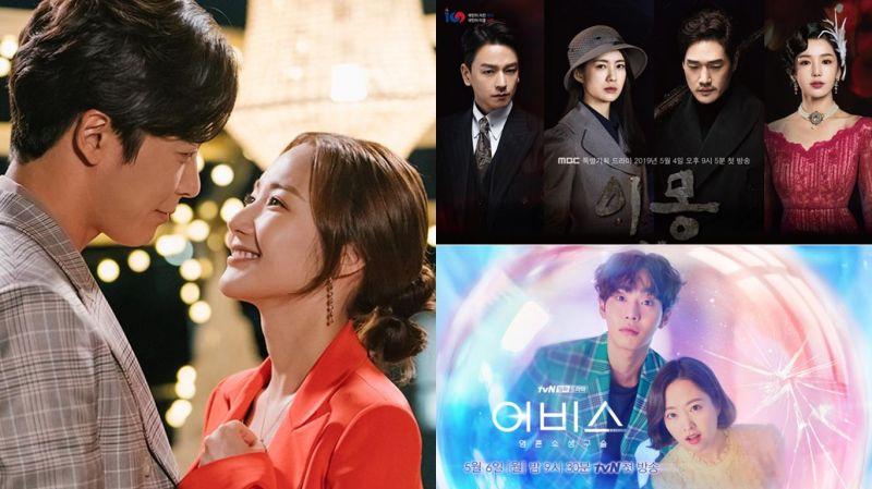 网上韩剧话题性《她的私生活》彻底封榜,新剧《异梦》《绿豆花》《深渊》冲进前十排行
