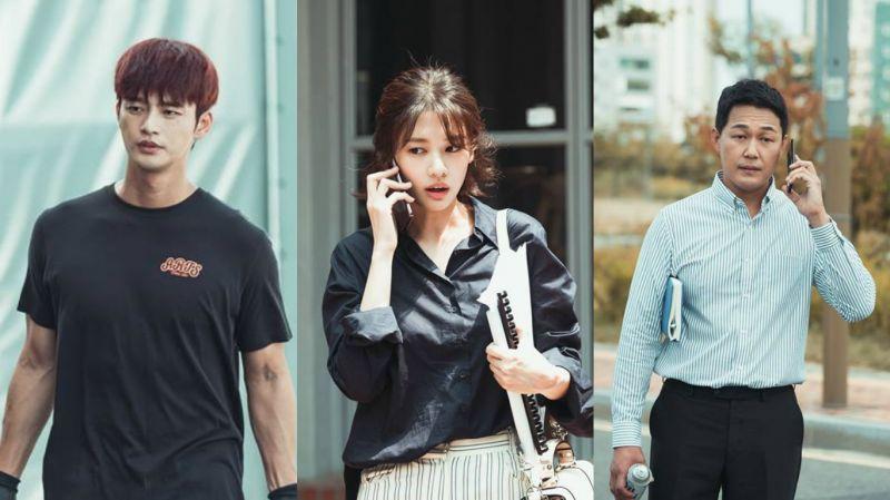 tvN新剧《从天而降的一亿颗星》徐仁国、庭沼珉、朴诚雄剧照&预告影片公开!